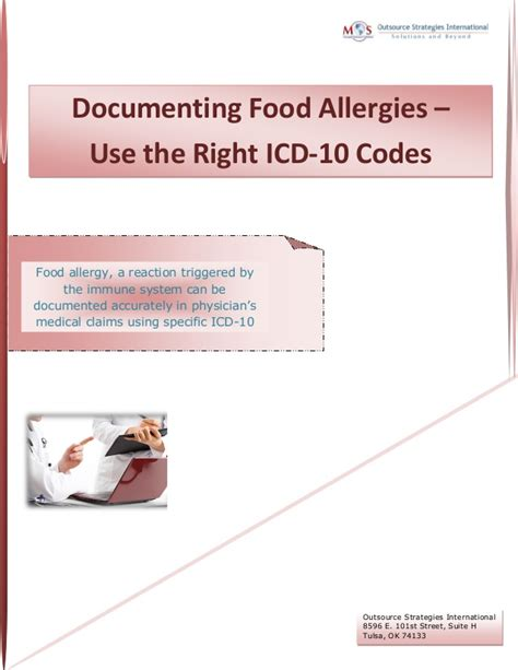 Stool Testing For Food Allergies by Icd 9 Code For Food Allergy Screening Food