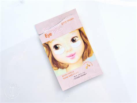 Etude House Collagen Eye Patch Berkualitas collagen eye patch etude house quir 243 s