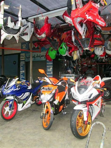 Jeroan Seniman motogp masih jadi panutan modifikasi merdeka