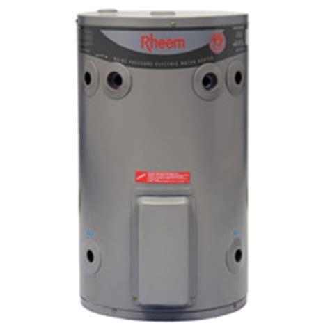 Small Electric Water Heaters Australia Rheem Electric Water Heaters Small Capacity Electric