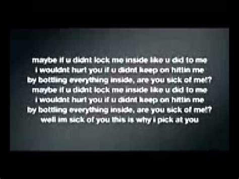 eminem heat lyrics eminem heartbroken lyrics youtube