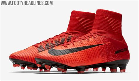 pack boots nike mercurial superfly v pack boots revealed footy