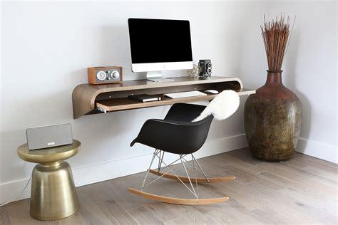 Minimalist Desk un bureau mural assez minimaliste par orange 22 effront 233