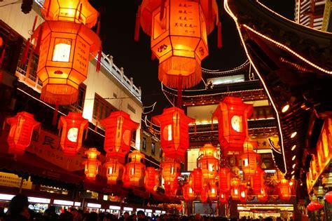new year special traditions yu garden park in shanghai thousand wonders