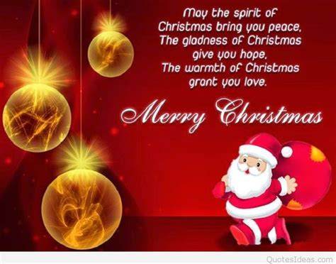 quotes  christmas santa claus images