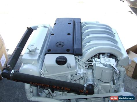 turbo boat props mercedes 1999 om606 250hp turbo marine diesel boat engine