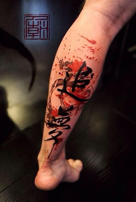 kanji tattoo ink kanji leg tattoo on tattoochief com cool tattoos