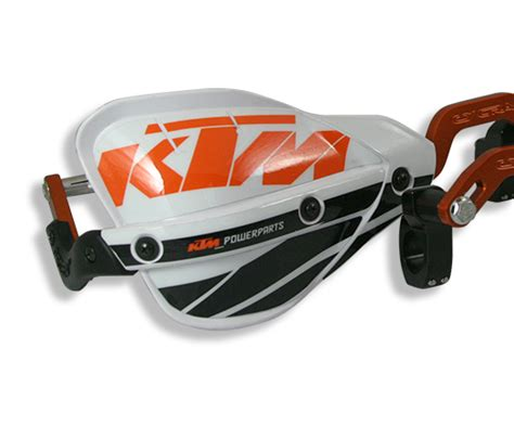 Ktm Handguards Aomc Mx Ktm Powerparts Crm Replacement Shields