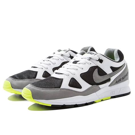 Nikeair Span Ii Sneakers nike air span ii white dust volt black bei kickz