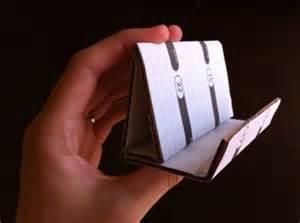 diy business card holder display diy business card holder
