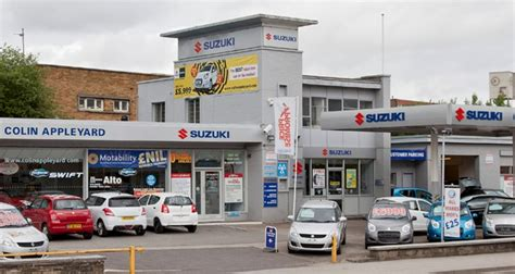 Colin Appleyard Suzuki Colin Appleyard To Launch Argos Style Site Without Sales Staff