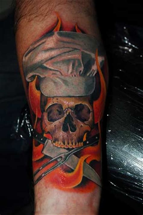 tattoos are the new status symbols among chefs in gudu ngiseng blog chef tattoo