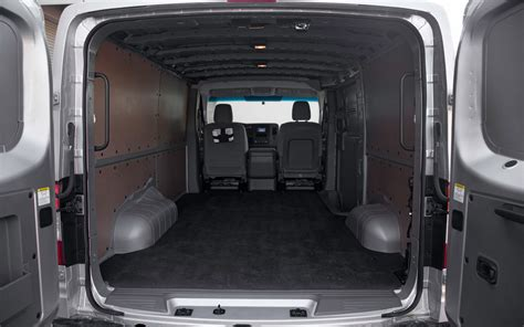 nissan nv2500 dimensions nissan pathfinder cargo space measurements