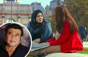 film islami eropa rhoma irama puji dakwah islam di 99 cahaya di langit