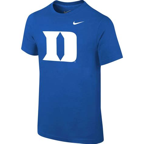 Tshirt Nike Duke nike duke blue devils youth cotton t shirt