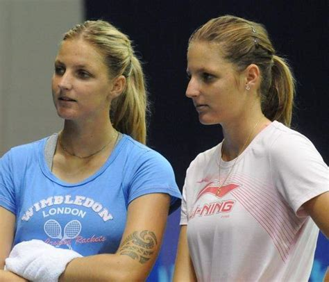 tennis the pliskova twins are the latest sister act in