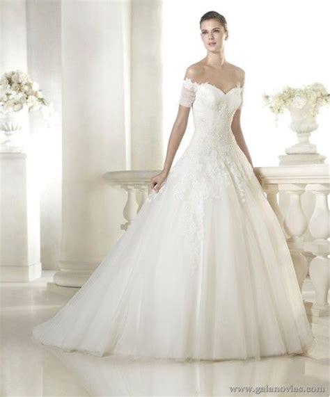 ver imagenes de vestidos de novia con manga sheba san patrick vestido de novia manga ca 237 da y escote