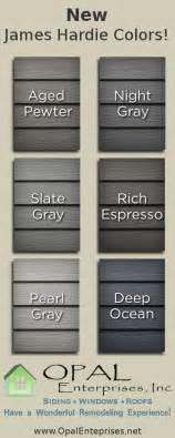 hardie siding colors new hardie siding colors available may 1st