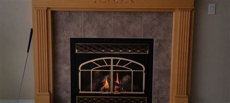 gas fireplace repair gas fireplace repair cleaning replacement edmonton area