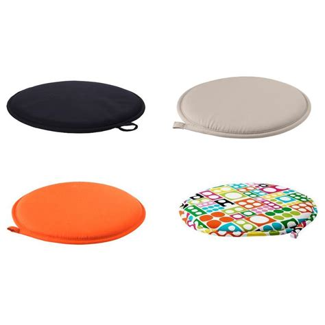 Stool Cushion by Chair Cushion Cilla 3 Colors Suitable For Stool