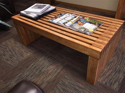 modern coffee table buildsomethingcom