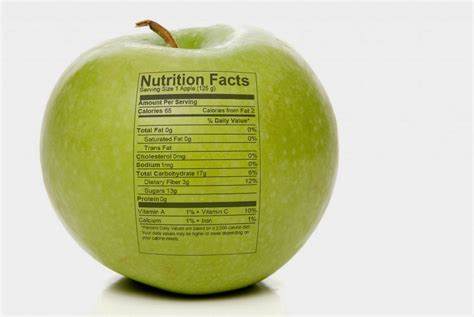 how many calories in fruit