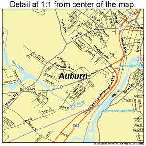 map of auburn california auburn maine map 2302060