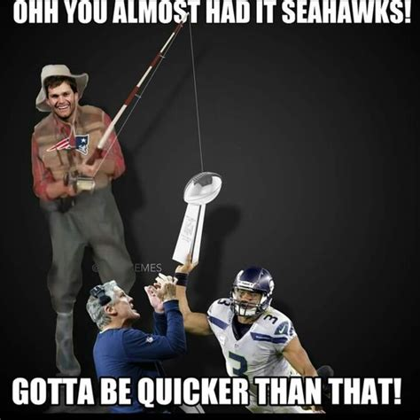 Gotta Be Quicker Than That Meme - funny super bowl and bowls on pinterest