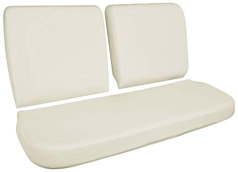 foam for bench seat 1970 72 monte carlo seat foam custom molded bench front