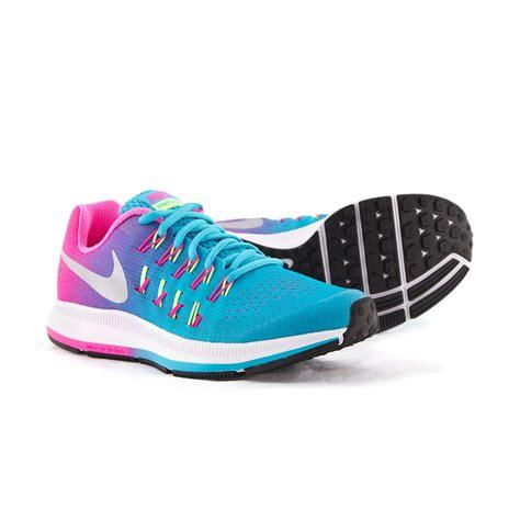 Jual Nike Zoom Pegasus 33 nike zoom pegasus 33 womens pink sky blue
