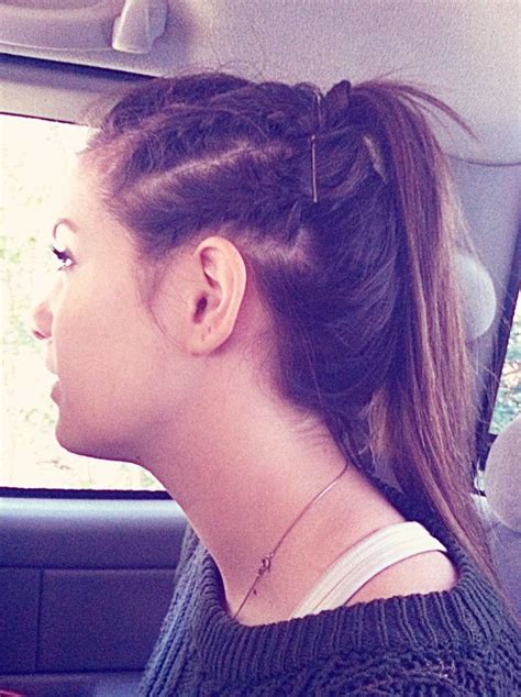 half head braids hairstyles 134 best images about hair braid on pinterest sporty