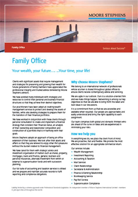 Family Office by Family Office Stephens
