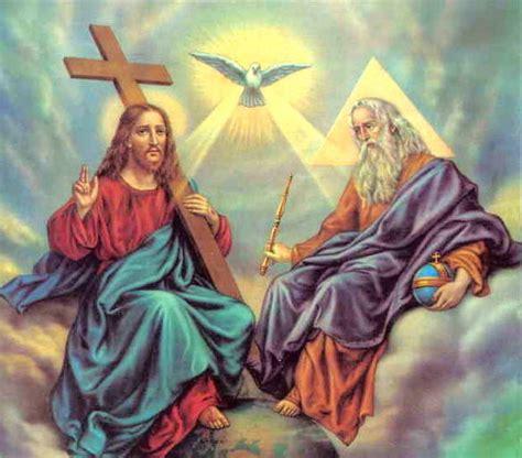 imagenes de dios jesus y espiritu santo sobre la santisima trinidad conoce tu fe cat 243 lica