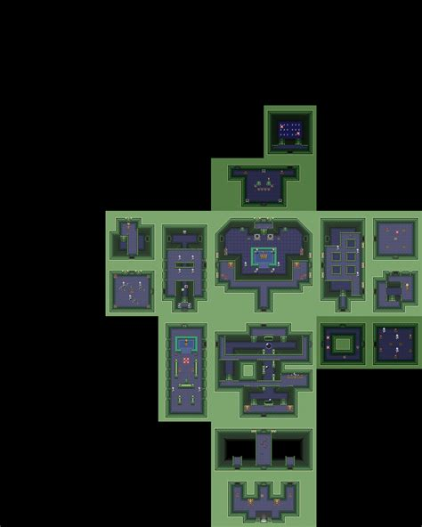 legend of zelda map editor link to the past maps a link to the past dungeon maps