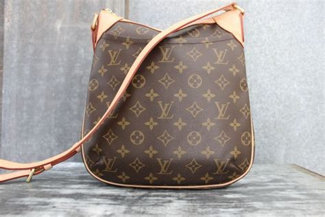 louis vuitton monogram canvas odeon pm crossbody bag