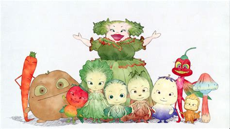 vegetables esports forget for a minute these vegetable fairies
