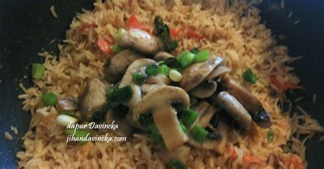 Bumbu Nasgor No Msg dapur davincka resep nasi goreng jamur