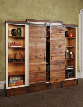 barn door media cabinet barn door cabinet 1 for the home liquor