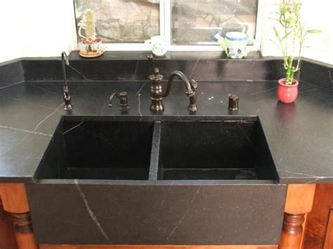 Searching For A Soapstone Sink Cottage Kitchens Dining Soapstone Kitchen Sink
