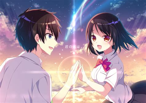 anime kimi no na wa kimi no na wa 2036814 zerochan