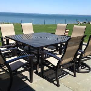patio furniture replacement outdoor sling furniture replacement slings repair refinish