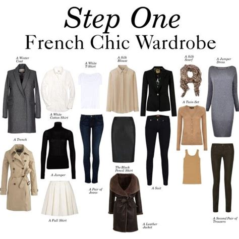 Parisian Wardrobe Basics 17 best ideas about wardrobe basics on