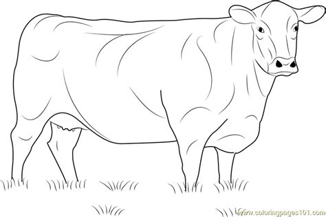 cattle car coloring page cars coloring pages for kids cattle car coloring page