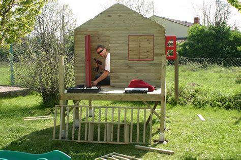 cabane de jardin pour enfant plan cabane de jardin enfant