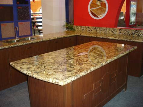 Kitchen Island With Granite Countertop by Kitchen Island Countertop Stone Photo Gallery