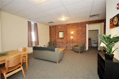 Two Bedrooms dillon hall off campus housing at fitchburg state