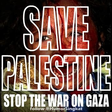 dp bbm pray  palestine save gaza gambar profile