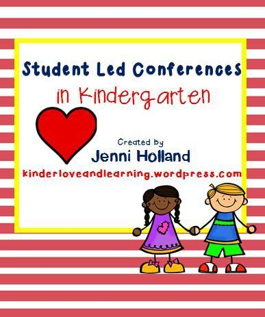 Parent Letter Student Led Conferences student led conferences in kindergarten student led