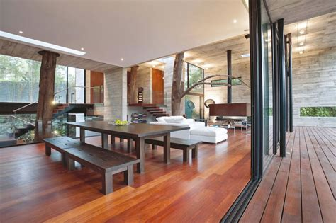 Pretty Houses Inside by Beautiful Houses Corallo House In Guatemala