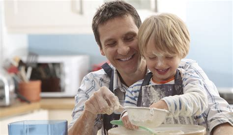 imagenes niños cocinando padres e hijos con las manos en la masa chilango
